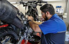 Dryv Motorcycles Repair